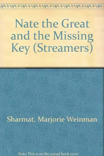 9780590762168: Nate the Great and the Missing Key (Streamers S.)