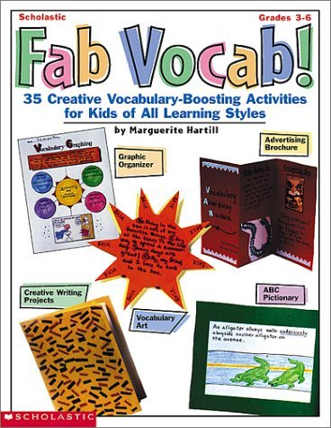 Fab-Vocab!: Marguerite Hartill