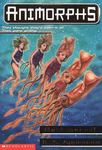 The Exposed (Animorphs #27): Applegate, K. A.