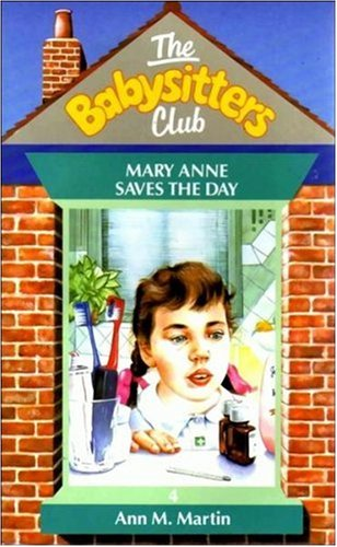 9780590762700: Mary Anne Saves the Day (Babysitters Club)