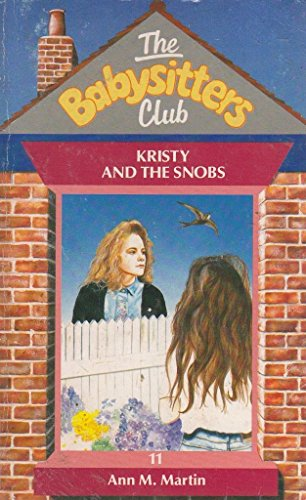 9780590762779: Kristy and the Snobs (Babysitters Club)