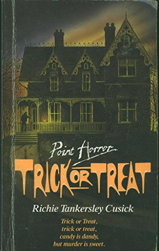 9780590764216: Trick or Treat (Point Horror)