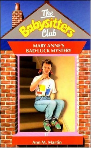 9780590764742: Mary Anne's Bad Luck Mystery: The Baby-Sitters Club #17