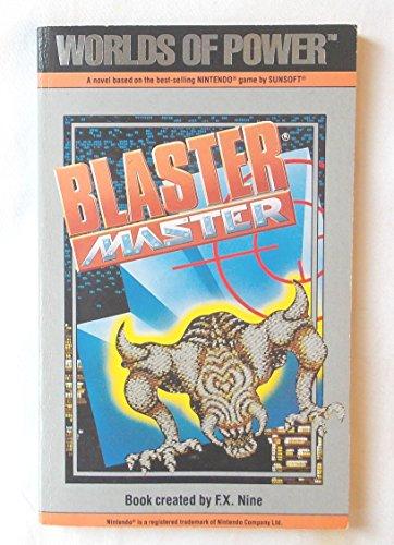 9780590764810: Blaster Master (Worlds of Power)