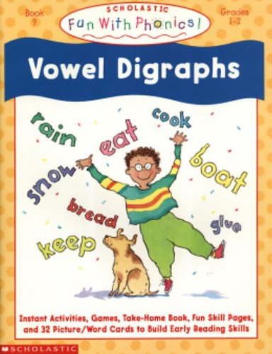 9780590764964: Vowel Digraphs (Fun with Phonics)