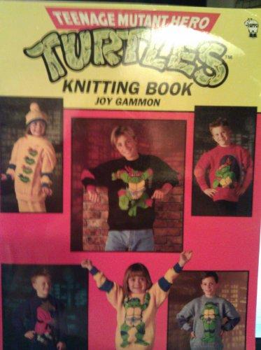 9780590765145: Teenage Mutant Hero Turtles Knitting Book (Hippo activity - knitting books)