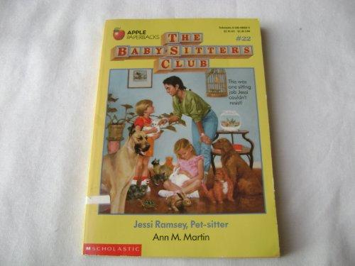 9780590765503: Jessi Ramsey, Pet-sitter (Babysitters Club)