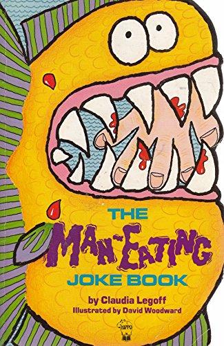 The Man-eating Joke Book (Hippo humour): Legoff, Claudia