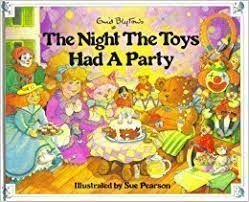 9780590766142: The Night the Toys Had a Party (Picture Books)