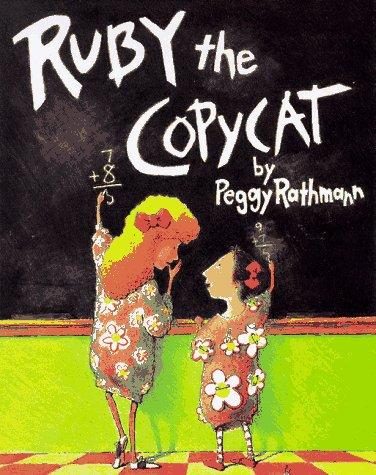 9780590767156: Ruby the Copycat