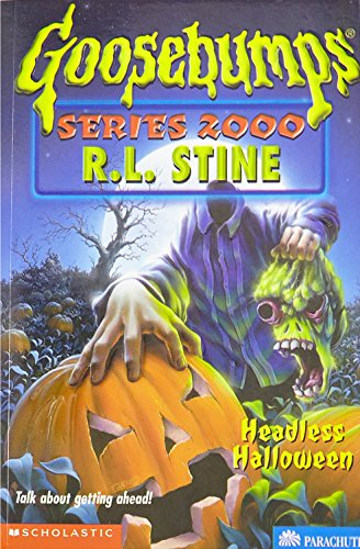 9780590767811: Headless Halloween (Goosebumps Series 2000, No 10)