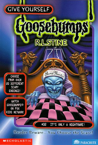 9780590767859: It's Only a Nightmare! (Give Yourself Goosebumps, No. 32)