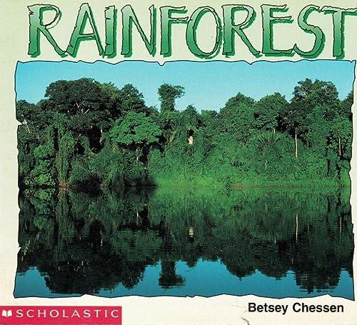 9780590769600: Rainforest (Science emergent readers)