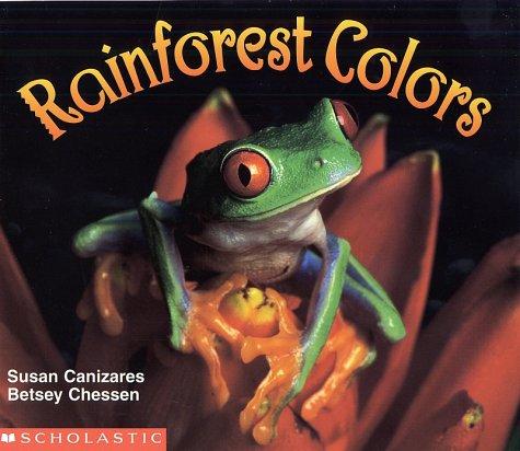 9780590769624: Rainforest Colors (Science Emergent Readers)