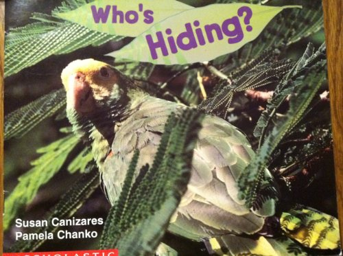 9780590769631: Who's Hiding? (Science Emergent Readers)