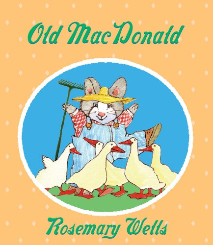 Old MacDonald Bunny Reads Back: Rosemary Wells