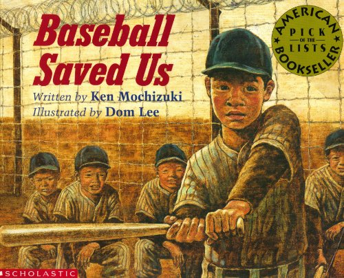 9780590808057: Baseball Saved Us