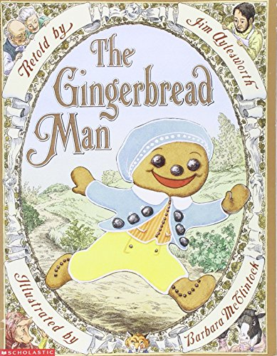 9780590812986: The Gingerbread Man