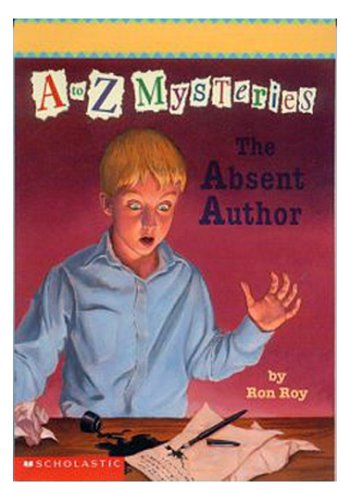 9780590819183: The Absent Author (A to Z Mysteries)