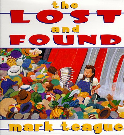 9780590846196: The Lost And Found