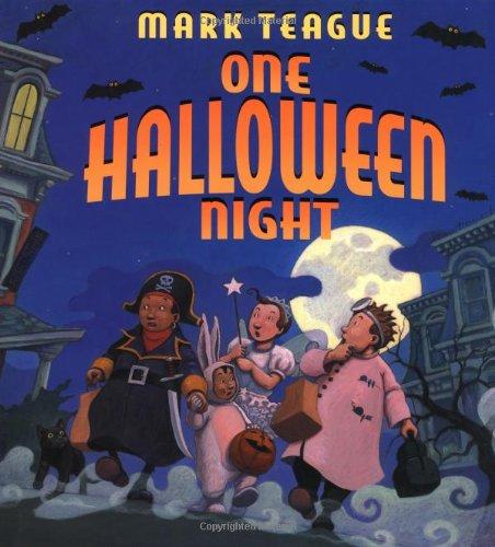 9780590846257: One Halloween Night