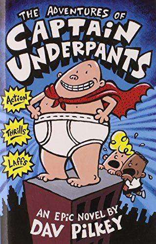 9780590846271: The Adventures of Captain Underpants (Captain Underpants #1)