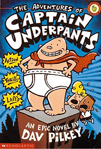 9780590846288: The Adventures of Captain Underpants