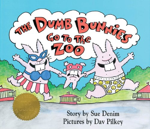 9780590847353: The Dumb Bunnies Go to the Zoo
