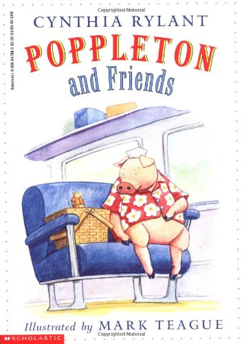 9780590847889: Poppleton: Poppleton and Friends
