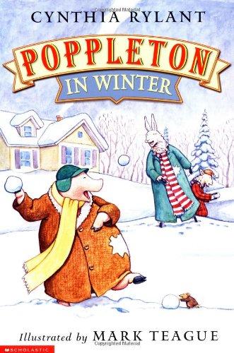 9780590848381: Poppleton In Winter