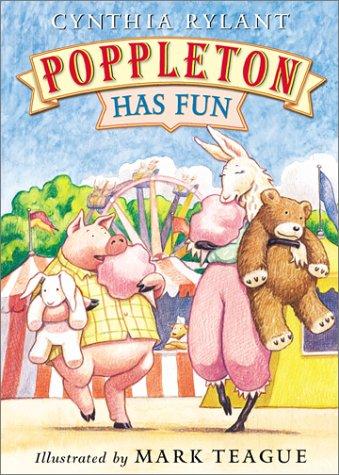 9780590848398: Poppleton Has Fun