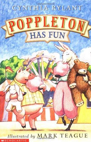 9780590848411: Poppleton Has Fun