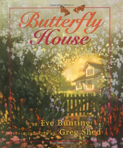 9780590848848: Butterfly House