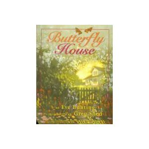 9780590849081: Butterfly House
