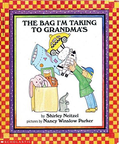 9780590850674: The Bag I'm Taking to Grandma's