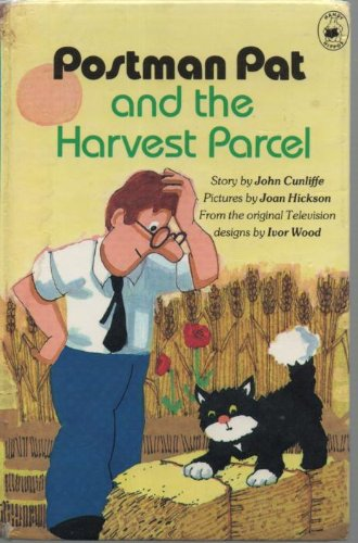9780590858540: Postman Pat and the Harvest Parcel
