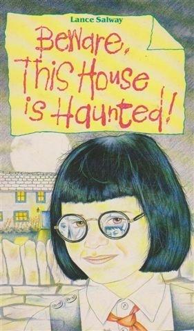 9780590858762: Beware, This House Is Haunted! (Hauntings)