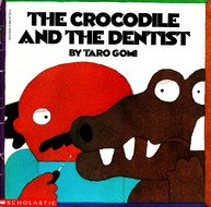 9780590862356: The Crocodile and the Dentist