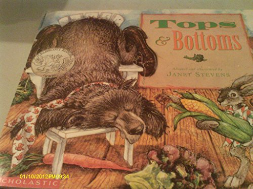 9780590864961: Tops & Bottoms (Caldecott Honor Book)