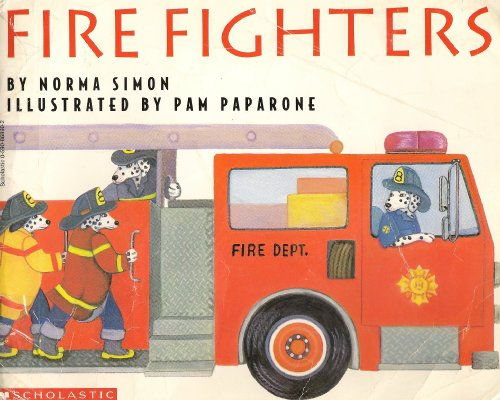 9780590868808: Fire Fighters