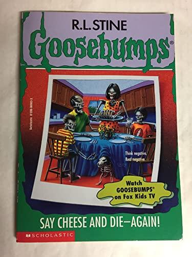 9780590869836: Say Cheese and Die--Again!