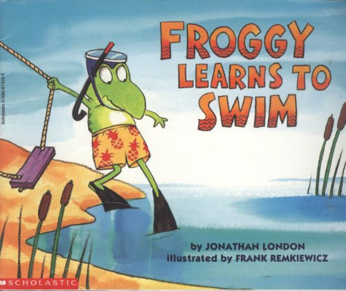9780590871037: Froggy Learns to Swim