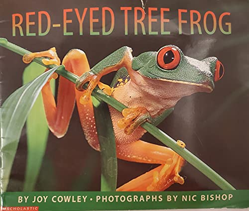 9780590871761: The Red-Eyed Tree Frog