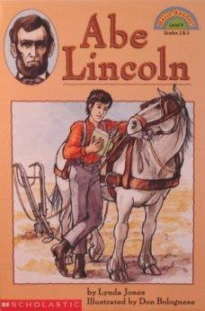 Abe Lincoln (Hello Reader Level 4): Jones, Lynda