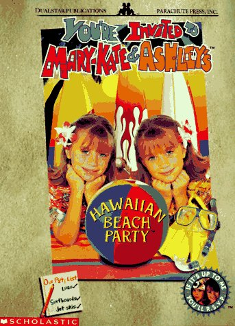 9780590880121: Hawaiian Beach Party (Mary-Kate and Ashley in Action)