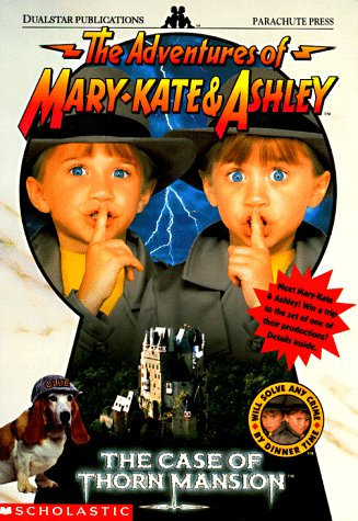9780590880169: The Case of Thorn Mansion: A Novelization (Adventures of Mary-kate & Ashley)