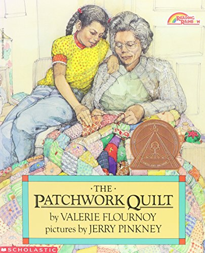 9780590897532: The Patchwork Quilt (Reading Rainbow)