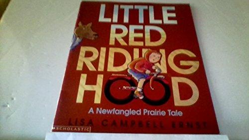 9780590899338: Little Red Riding Hood: A Newfangled Prairie Tale