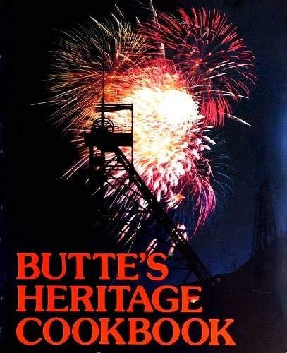 9780590899864: Butte's Heritage Cookbook