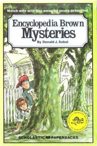 Encyclopedia Brown Mysteries: Sobol, Donald J.